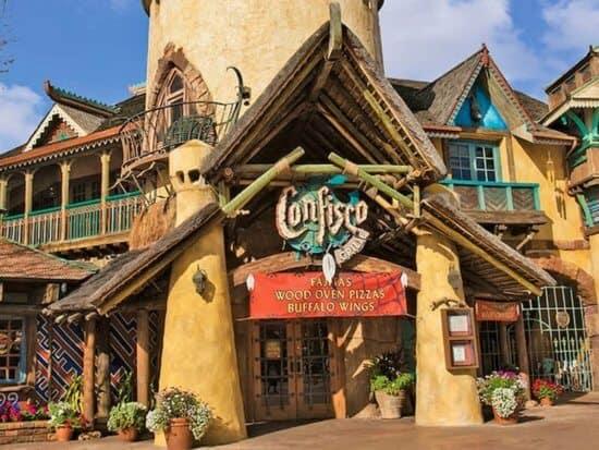 Universal Orlando Confisco Grille