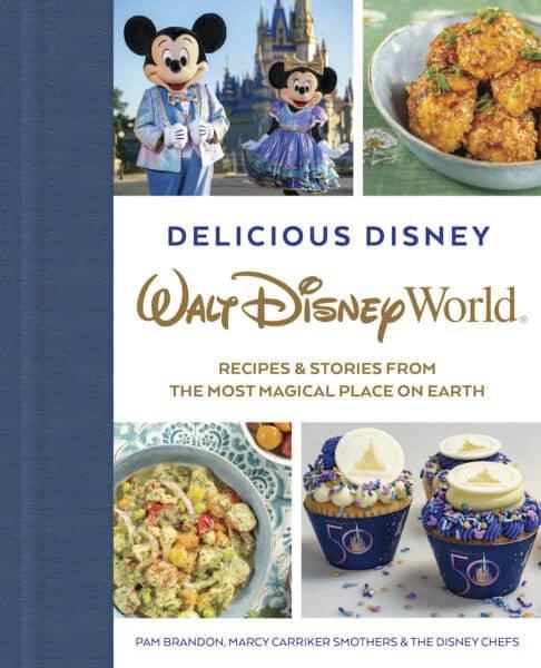 deliciously disney cookbook