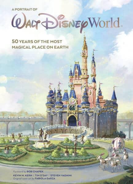 walt disney world 50th book