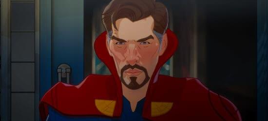 Doctor Strange in Marvel Studios' WHAT IF…? exclusively on Disney+