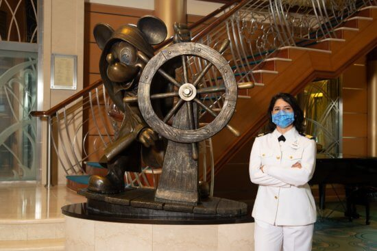 New Public Health Officer aboard DCL