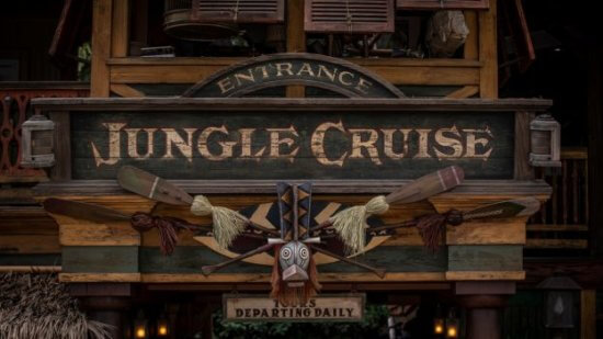 jungle cruise at dinsyeland park