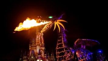 Boo Bash Maleficent Dragon