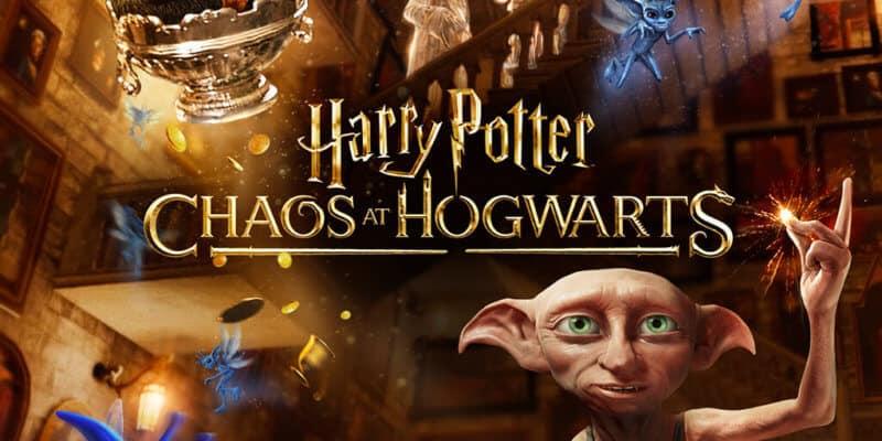 Chaos at Hogwarts VR