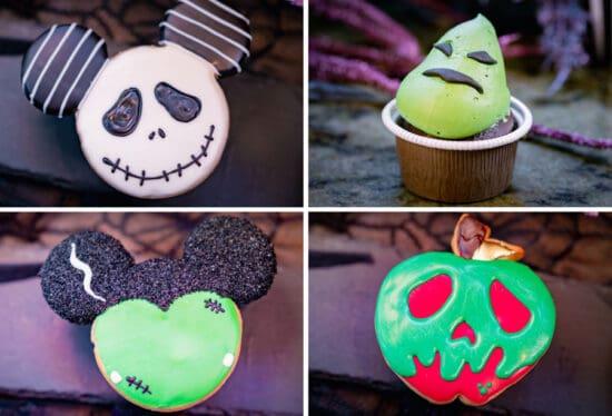 Disneyland Halloween Food