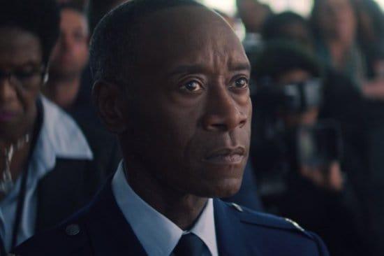 Don Cheadle Falcon Winter Soldier