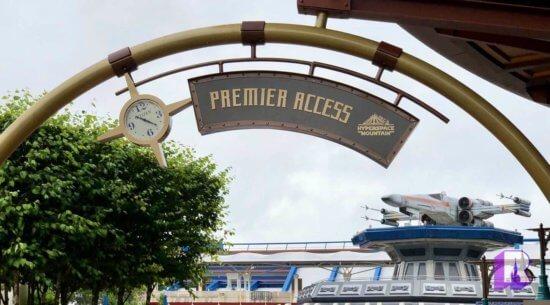 premier access sign disneyland paris