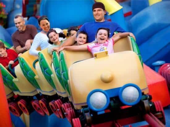 Gaget's go coaster