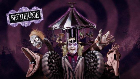 Beetlejuice Halloween Horror Nights