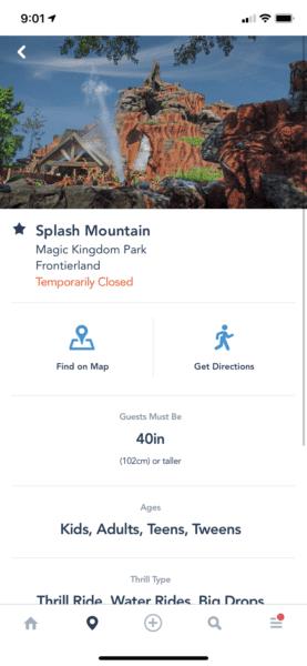 splash mountain my disney experience