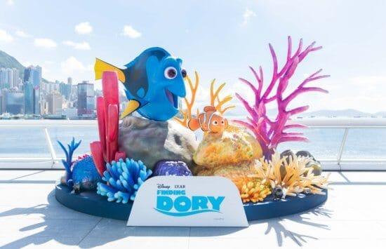Pixar Fest Finding Nemo HK