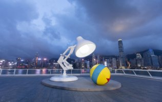 Pixar Fest Hong Kong