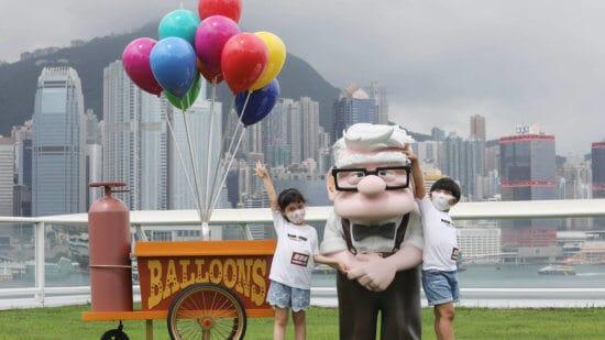 Pixar Fest UP Hong Kong