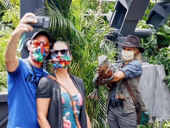 Birds of Prey kontra Universal Orlando