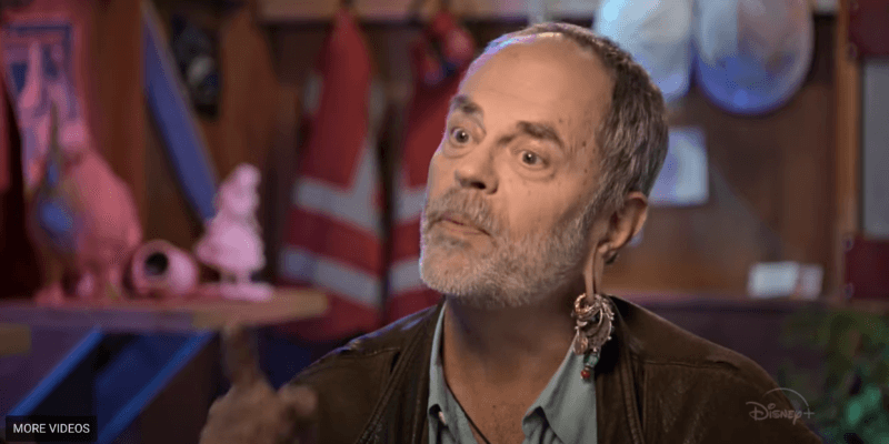 Joe Rohde Behind the Attraction