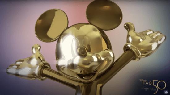 Disney Fab 50