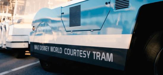disney world tram
