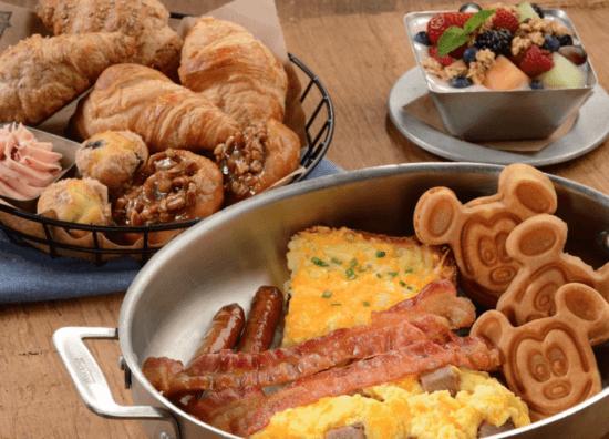trails end breakfast