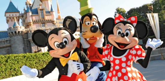 adventures by disney mickey goofy and minnie