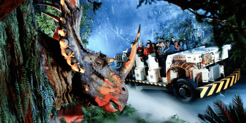 disney world dinosaur ride