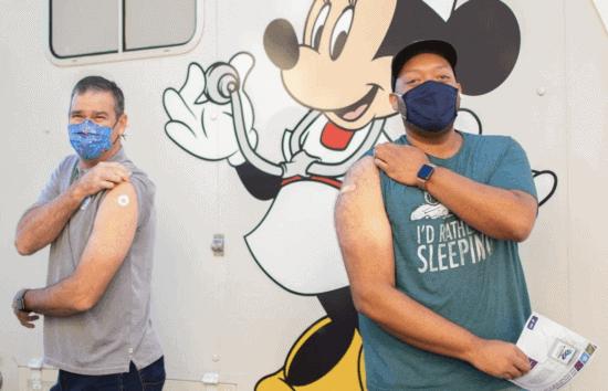 Disney Vaccination