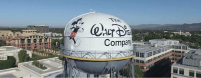 Walt Disney Company Water Tower