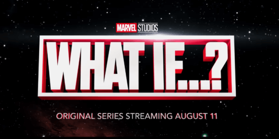 Marvel What If...? title card