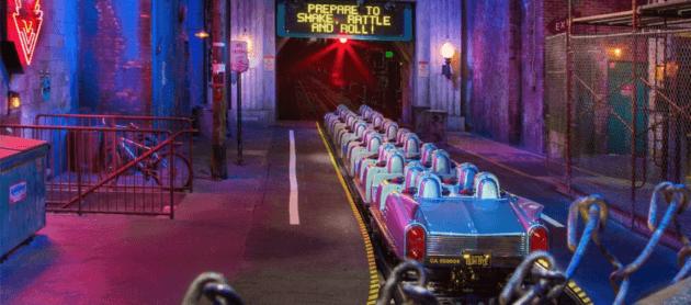 Rock 'n' Rollercoaster