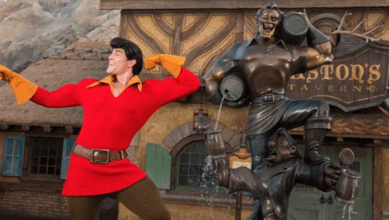 Gaston at Gastons Tavern