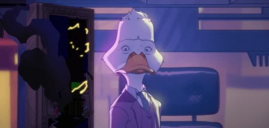 Howard the Duck in What If...?