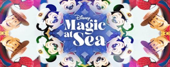 Disney Magic at Sea logo