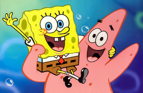 SpongeBob_and_Patrick_Best_Friends