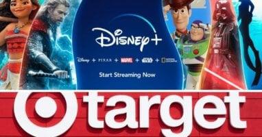 Target & Disney+