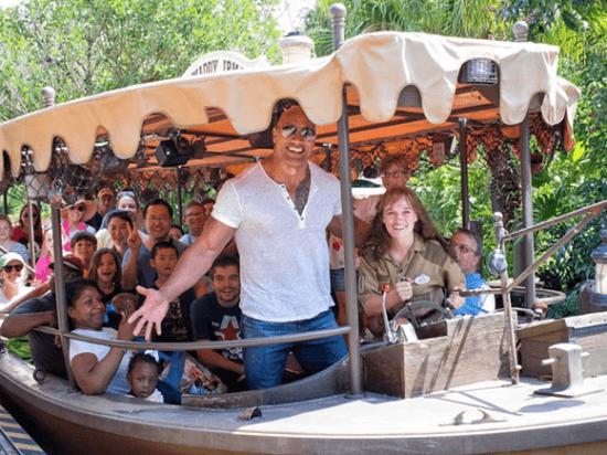 The Rock Jungle Cruise