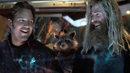 Thor Guardians Endgame