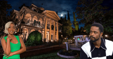 Tiffany Haddish LaKeith Stanfield Haunted Mansion