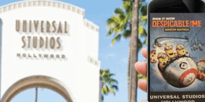 Universal Hollywood Pass