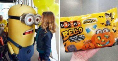 minions candy