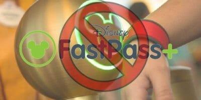 fastpass not at disney