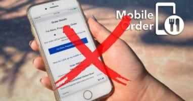 mobile order disney world