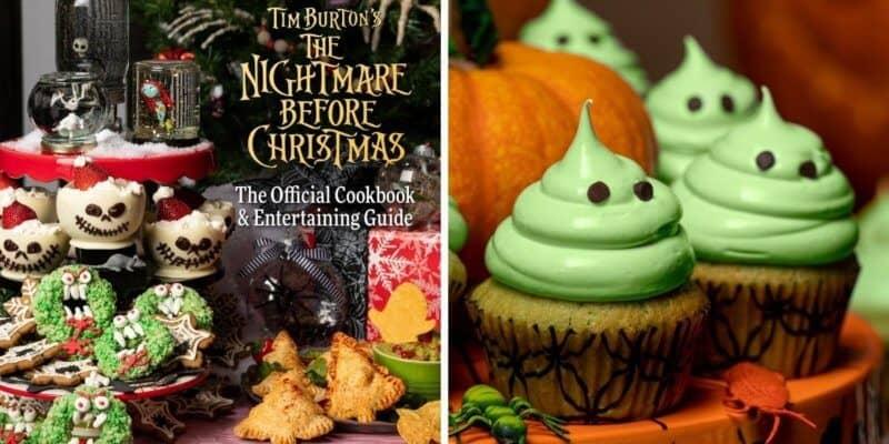 nightmare before christmas cookbook