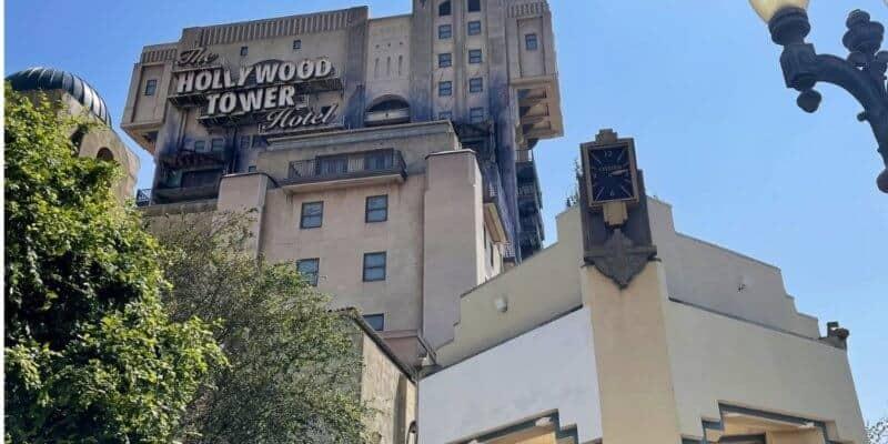 disneyland paris tower of terror