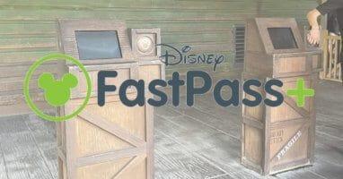 fastpass kiosks and logo