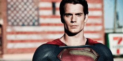 "Henry Cavill as Superman in ""Man of Steel"" (2013)"