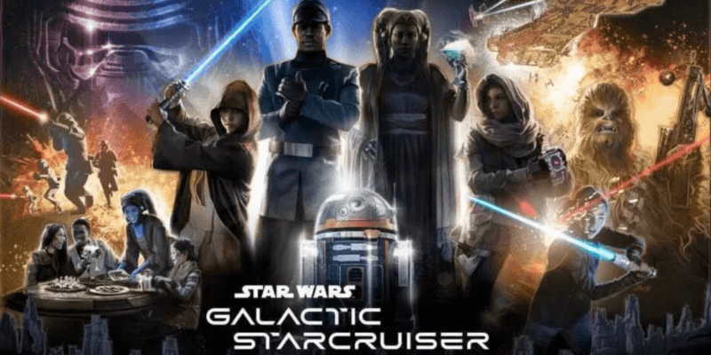 star wars galactic starcruiser poster