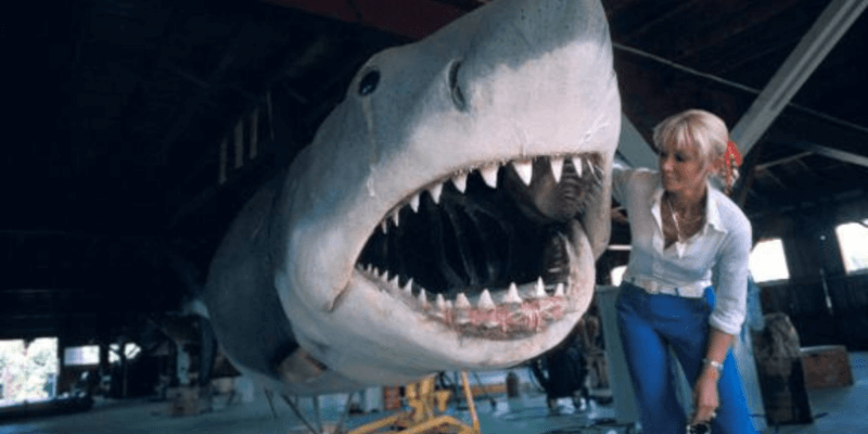 """Valerie Taylor on the production of """"Jaws"""" (1975)"""