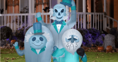 Hitchhiking Ghosts Inflatables by Gemmy