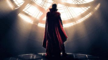 benedict cumberbatch as doctor strange cloak