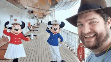 cast member disney cruise line 5K