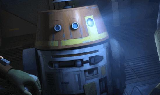 chopper droid star wars